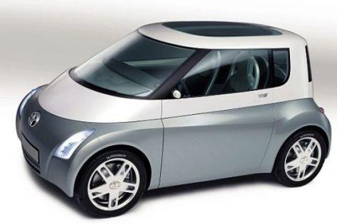 Toyota plant Kleinstwagen