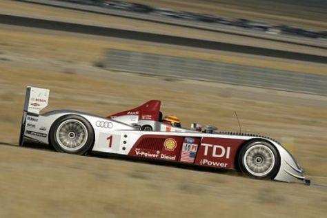Letztes Rennen vor den 24 h von Le Mans