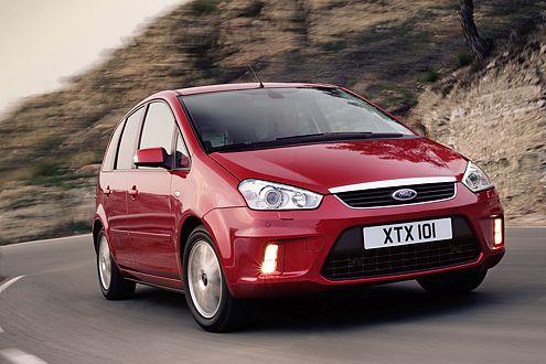 Den neuen C-Max gibt es ab 12. Mai ab 18.450 Euro beim Ford-Händler.