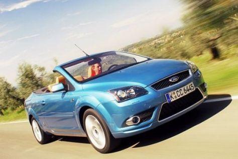 Ford Focus Coupé-Cabriolet und C-Max