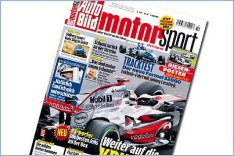AUTO BILD MOTORSPORT 10/2007