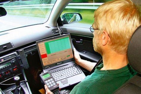 Autodiebe überlisten Wegfahrsperre