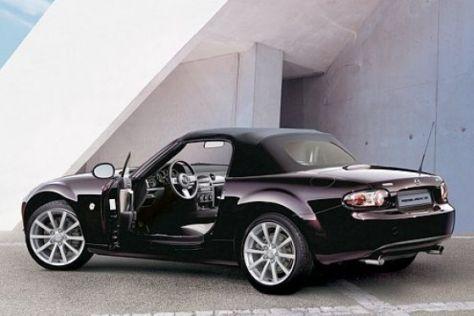 Sondermodell Mazda MX-5 Mithra