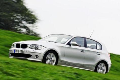 Rückruf BMW 120d