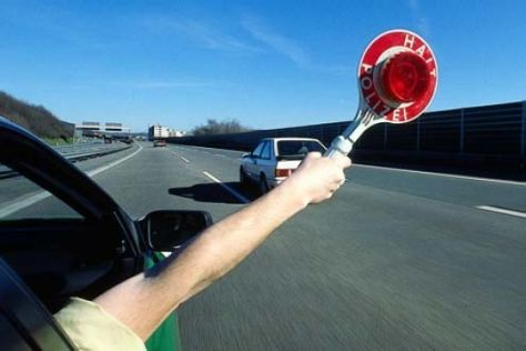 Bundespolizei soll Autofahrer kontrollieren