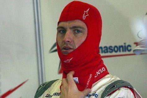 Ralf Schumacher vor dem Aus