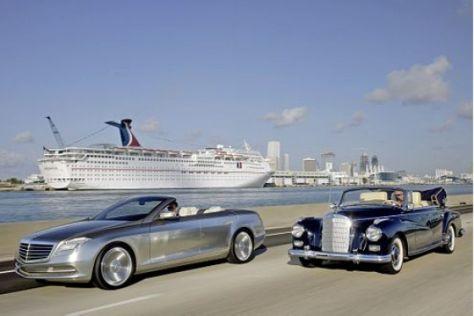 Mercedes Concept Ocean Drive/300d Cabrio D