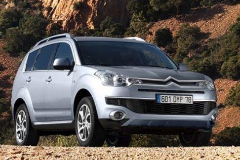 Preise Citroën C-Crosser