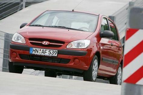 Sondermodell Hyundai Getz Hit