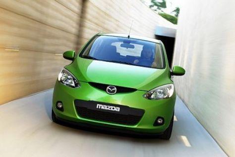 Mazda2 für China