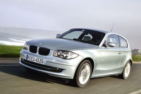 Test BMW 120i