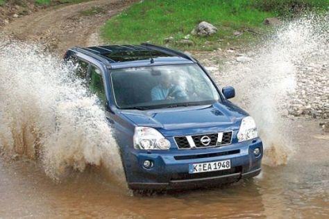 Test Nissan X-Trail 2.0 dCi