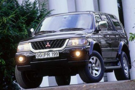 Rückruf Mitsubishi Pajero Sport