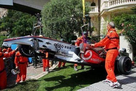 Formel 1: Monaco 2007