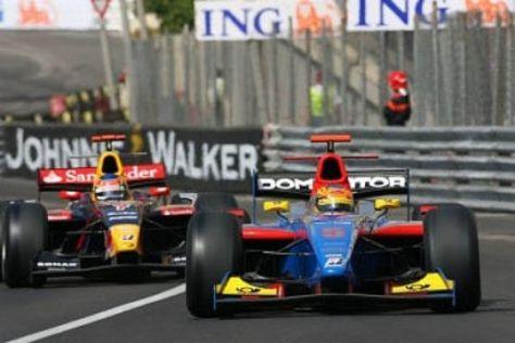 GP2 in Monte Carlo 2007