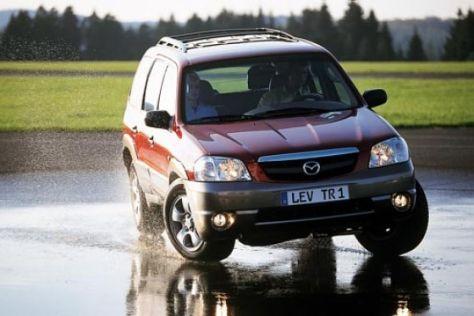 Rückruf Mazda Tribute