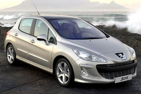 Erste Bilder Peugeot 308/207 SW