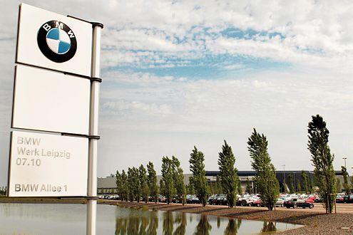 BMW in Leipzig möchte zum Thema Zeitarbeit nichts sagen.