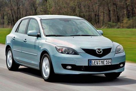 Test Mazda3 2.0 MZR-CD