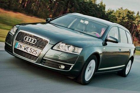 Test Audi A6 Avant 2.8 FSI