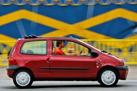 Abschiedstour im Kult-Renault