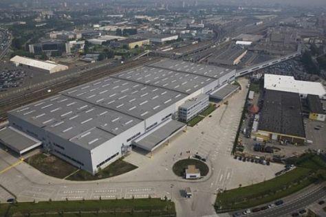 VW übergibt Werk Brüssel an Audi