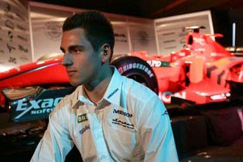 Adrian Sutil überzeugte in den ersten fünf Rennen mit soliden Leistungen.