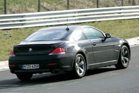 Facelift BMW 6er