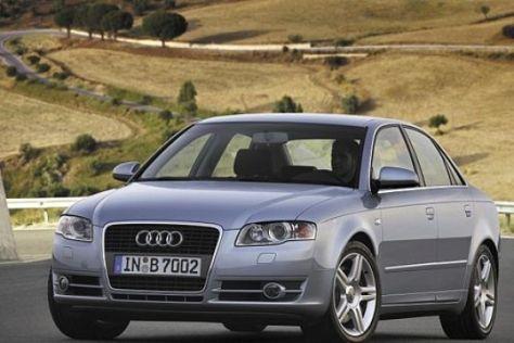 Audi A4 Globaldrive