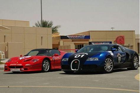 Arab Run im Dubai Autodrome