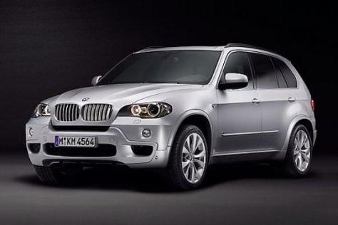 M Sportpaket für BMW X5