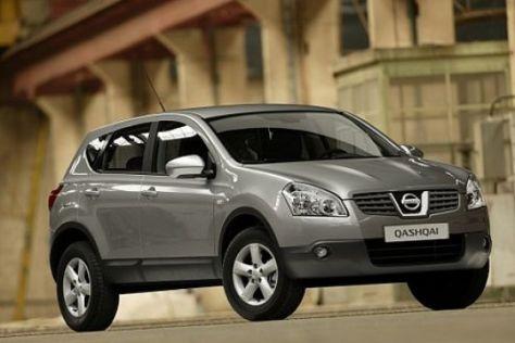 Rückruf Nissan Qashqai
