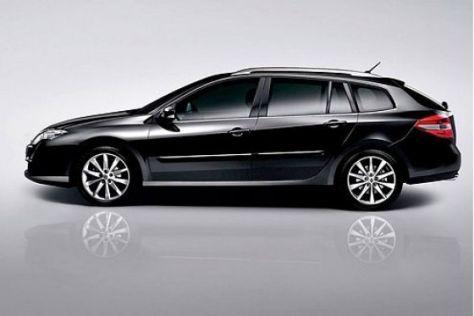 Renault Laguna Modell 2008