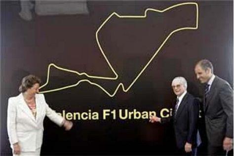 Formel 1: Neue Rennstrecke 2008