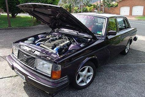 Volvo 244 TT-R