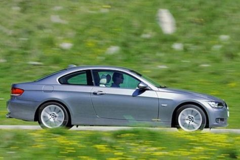 Test BMW 335d Coupé