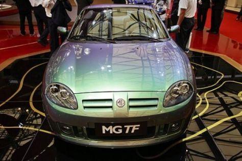 Chinesen beleben MG wieder