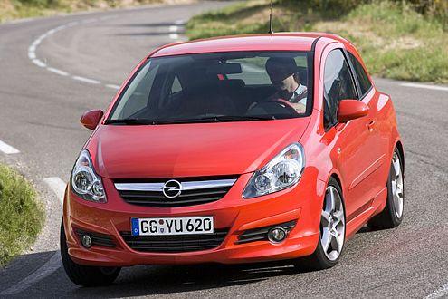Kleinwagen trifft Turbo-Benziner: Im Corsa GSI sorgen 150 PS für Vortrieb.