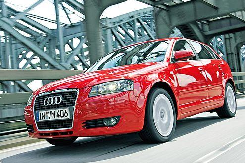 Kräftig: Der 1.8 TFSI hinterlässt im Audi A3 einen guten Eindruck.
