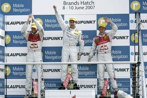 DTM in Brands Hatch 2007