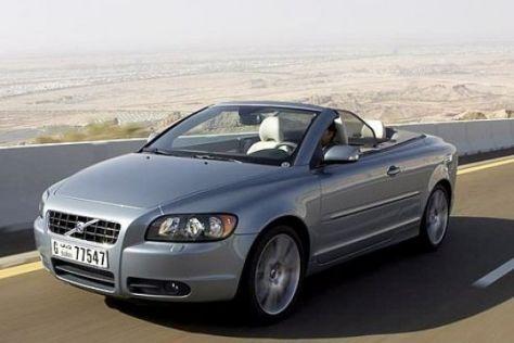 Rückruf Volvo V50/C70