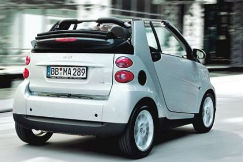 Test Smart fortwo cdi