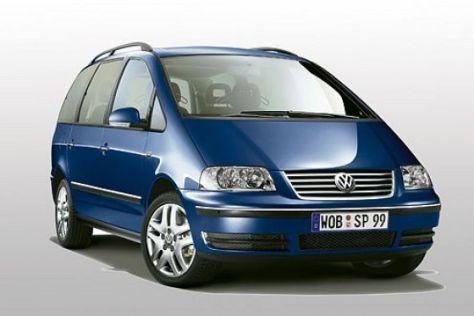 Sondermodell VW Sharan Pacific