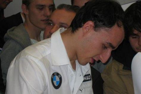 Formel 1: Robert Kubica exklusiv