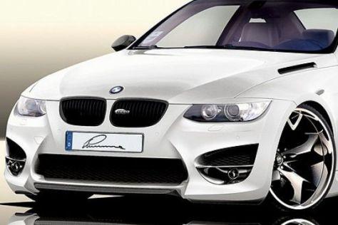 BMW M3 E92 von Lumma