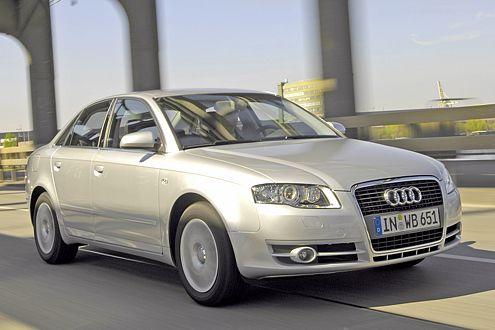 Im Herbst kommt der neue A4, das bisherige Modell erreicht Rang 6.