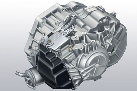 Neue Renault-Automatik
