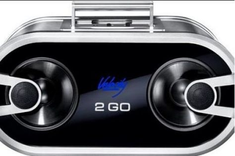 Blaupunkt Velocity2Go Soundsystem