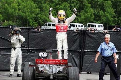 Formel 1: Hitzeschlacht in Indianapolis