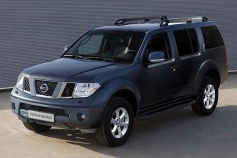 Modellpflege Nissan Pathfinder/Navara